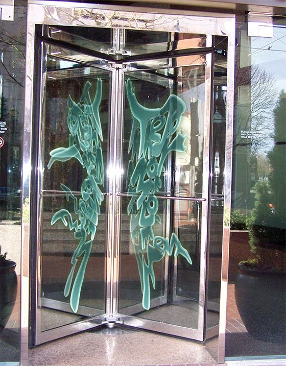Glass Dancers