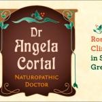 Angela Cortal ND branding package
