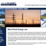 Blue Planet Energy Law