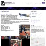 Kimberly Berg LLC - Rock Steady Boxing