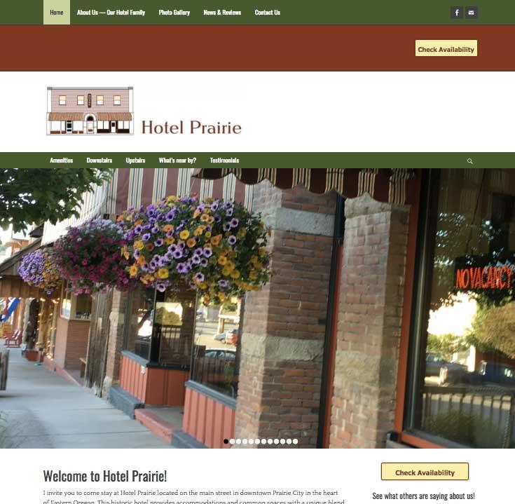 Hotel Prairie