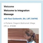 Integration Massage