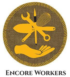 Encore Workers logo