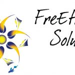 Freetheric Solutions logo / design history