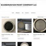 Scandinavian Paint Company, U.S. Distributor for Nordic Chic Paints